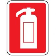 Fire safety sign - Fire Extinguisher 001